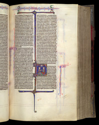 The Trinity, In The Bible Of William Of Devon